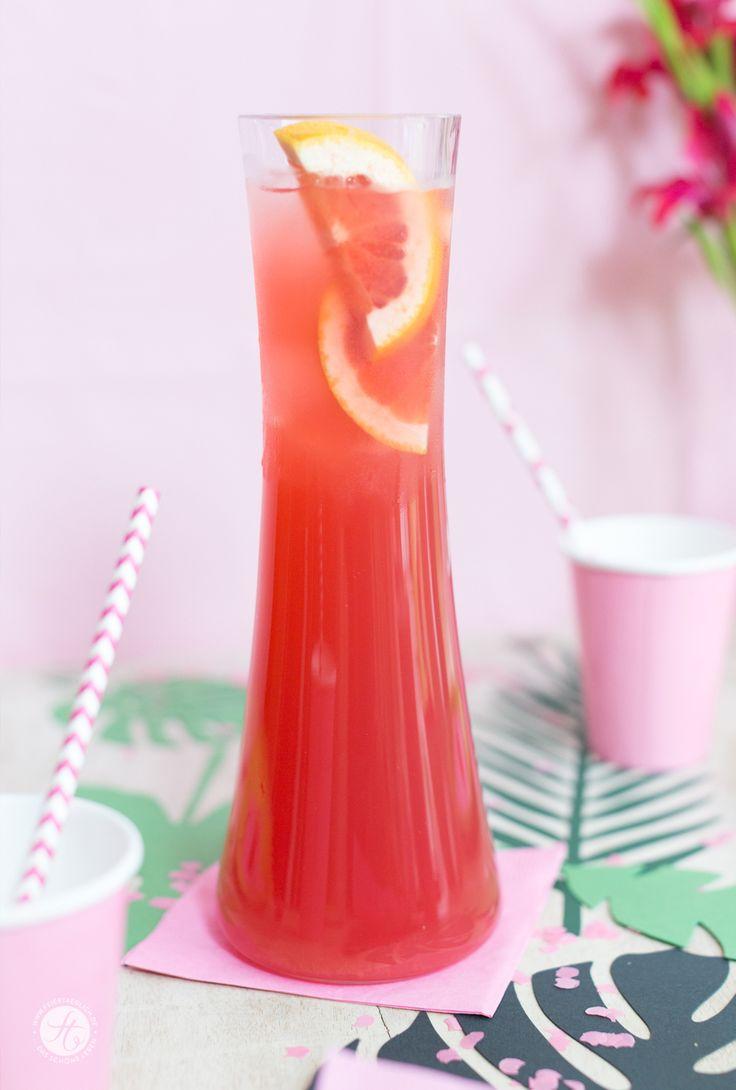 Grosse Flamingo-Party mit Deko, Rezepten und Party-Paket zu gewinnen #happymottoparty – feiertäglich…das schöne Leben