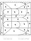 Hidden letter worksheets - alphabet recognition
