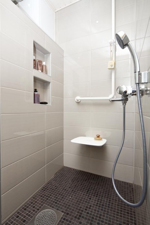 Kokkolan Merihelmi - Turvallinen seniorikoti - Kylpyhuone | Asuntomessut