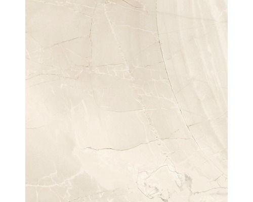 Feinsteinzeug Bodenfliese Crystal beige 60,4x60,4 cm jetzt kaufen bei HORNBACH Österreich