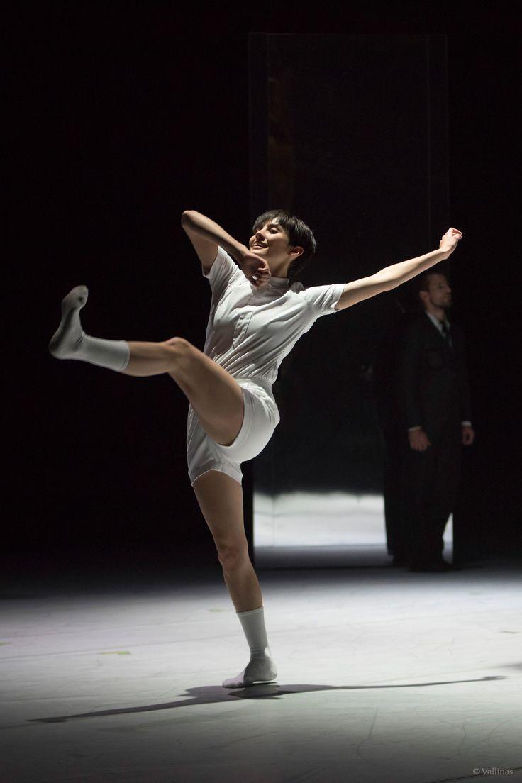 Carmen de Johan Inger Foto de Jesús Vallinas Dança