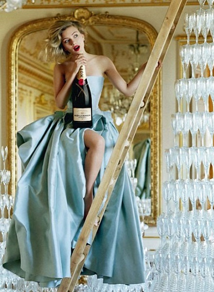 Moet and Chandon, the best loved champagne since 1743!