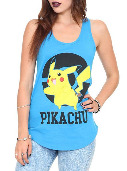 Pika! Pika! I can speak from experience that this tank is incredibly comfortable--and obviously stylish ;)  -CammyKoopa