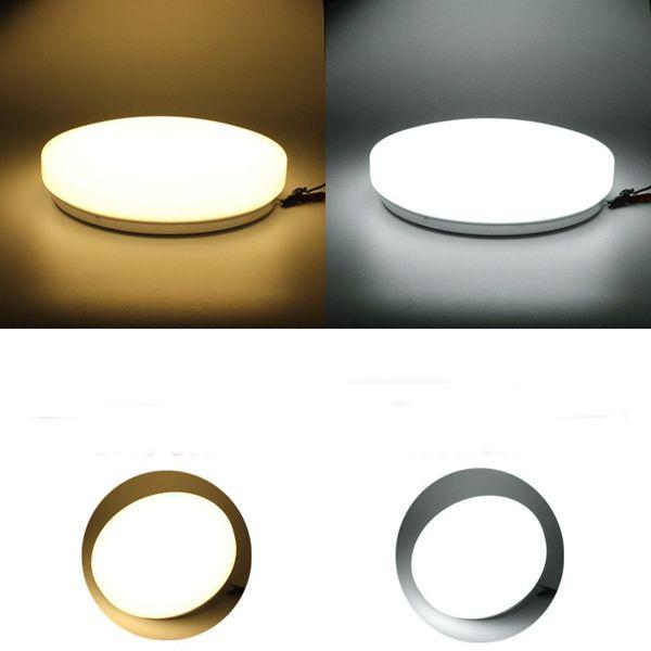 Modern 20w Led Round Ceiling Panel Light Down Lamp Kitchen