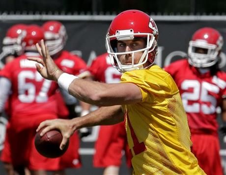 Alex Smith already becoming leader of Chiefs | Pro32: Head to Head