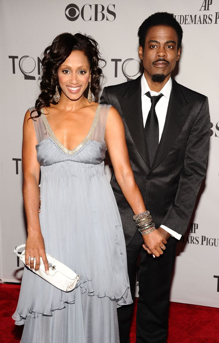 Chris Rock Files For Divorce, Splits From Wife Malaak