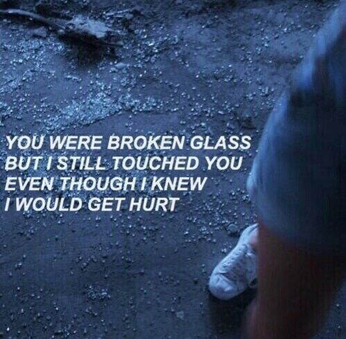 you broke me grunge quotes - Google Search