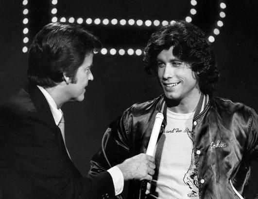 American Bandstand with John Travolta