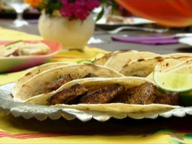 54 best aarti party images on pinterest for Food network fish tacos