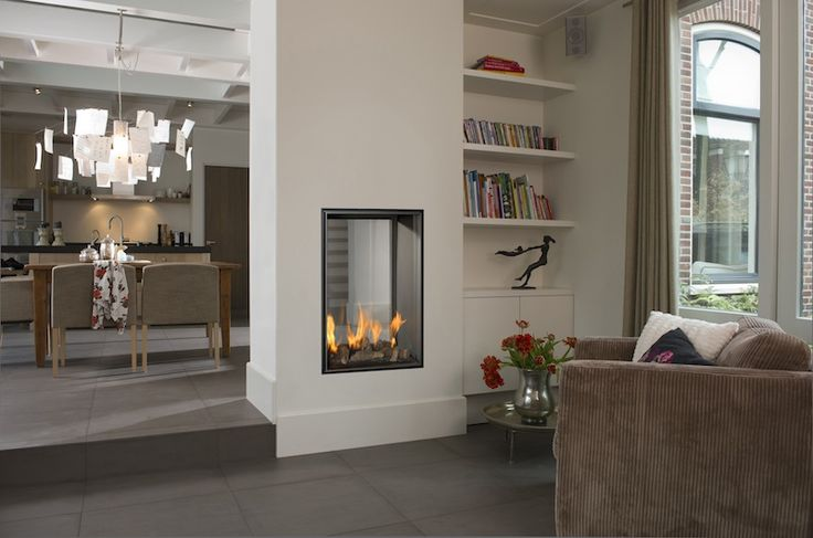 Bell Vertical Bell S. Tunnel 3 Fire at Fireplacce World Glasgow. http://www.fireplace-world.com
