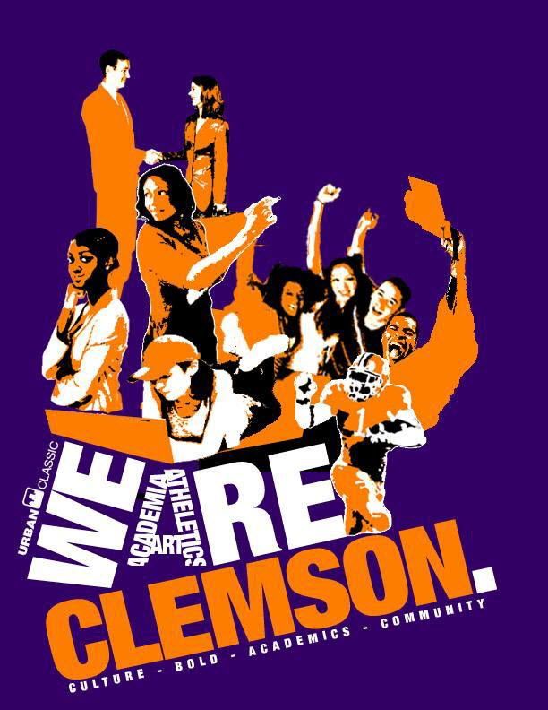 Clemson Black Alumni Homecoming Tailgate- Eventbrite