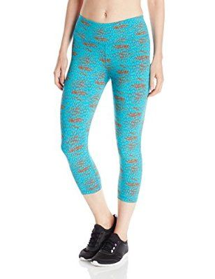 Womens capri yoga UPF 50+ | search upf clothing for sun protection