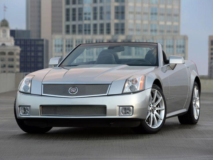 2009 Cadillac XLR Convertible