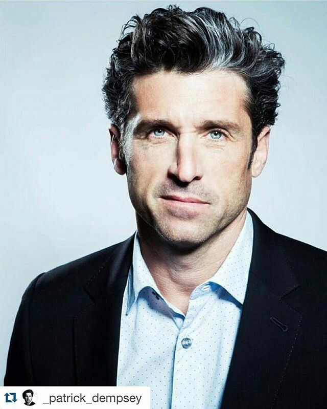 17 best images about actors on pinterest patrick dempsey for Dujardin patrick