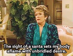 "You tend to get a little worked up. | 23 Signs You Might Be Blanche Devereaux From ""The Golden Girls"""