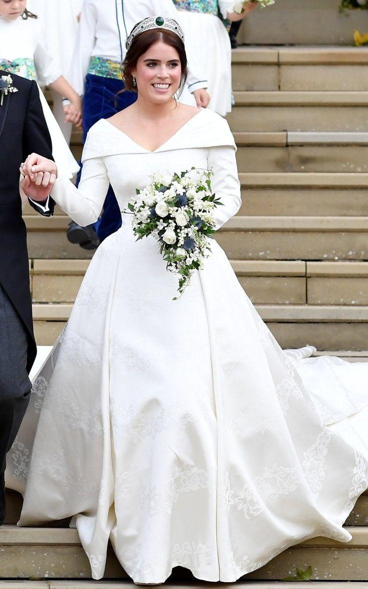 Pin On Famous Wedding Dresses [ 1177 x 736 Pixel ]