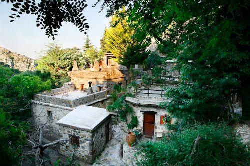 Milia Mountain Retreat, Greece (Milia.gr)