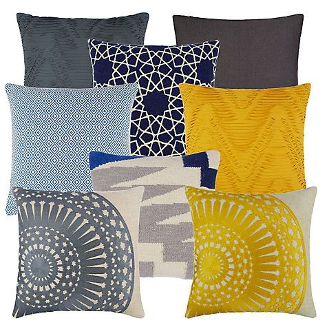 Buy Fusion Cushion Collection Online at johnlewis.com