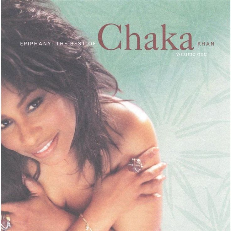 Chaka Khan - Epiphany: The Best of Chaka Khan, Vol. 1 (CD)