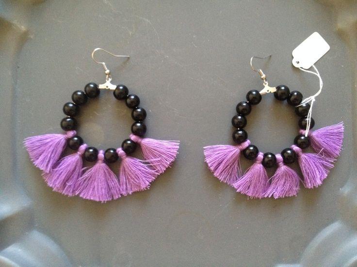 orecchini, earrings handmade,   di iddidesign su Etsy