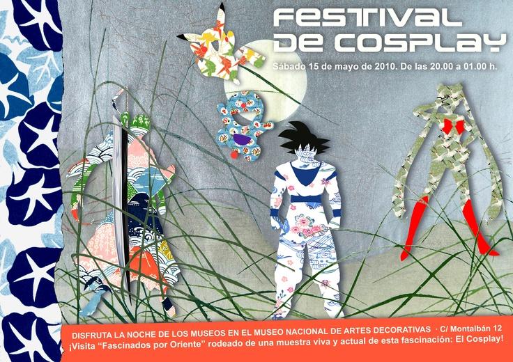 Cosplay Festival. IDM 2010