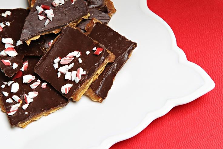 Dark Chocolate Peppermint Crunch