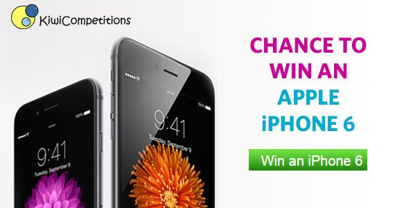 #RePin to #Win An iPhone 6! #competition #smartphone #electronics