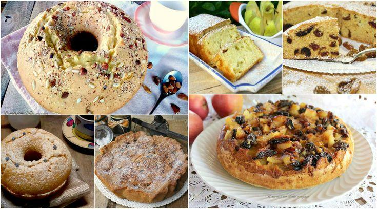 RACCOLTA+DI+DOLCI++da+colazione