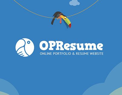 "Check out new work on my @Behance portfolio: ""OPResume"" http://on.be.net/1O34sG3"