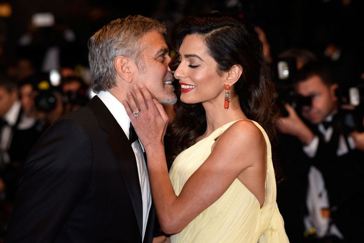 What Do The British Prime Minister And George Clooney Have In Common Amal Clooney George Clooney Celebrities