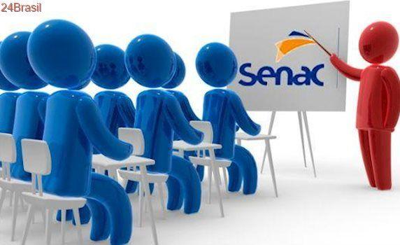 Senac está com inscrições abertas para sete cursos técnicos na Paraíba