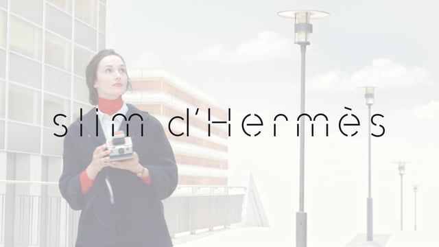 Interactive film for the new collection of Hermès' watches: http://lesailes.hermes.com/slimdhermes/un_mouvement_vers_lessentiel