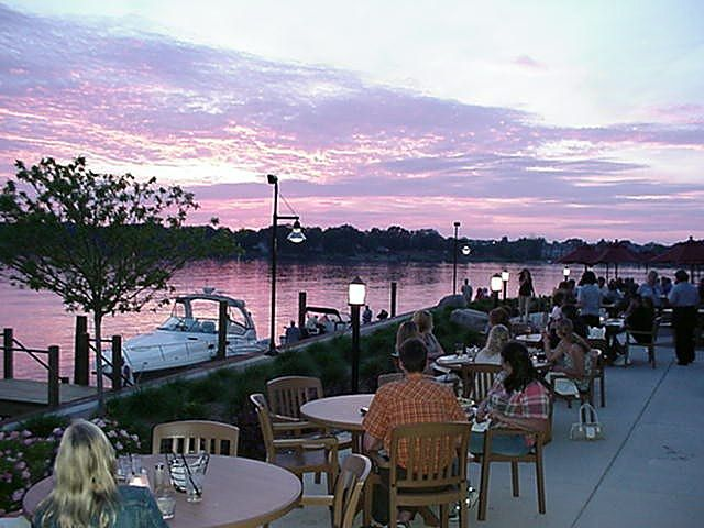 Boatwerks Restaurant In Holland Michigan Where I Want My Wedding Reception H Someday Pinterest And Vacations