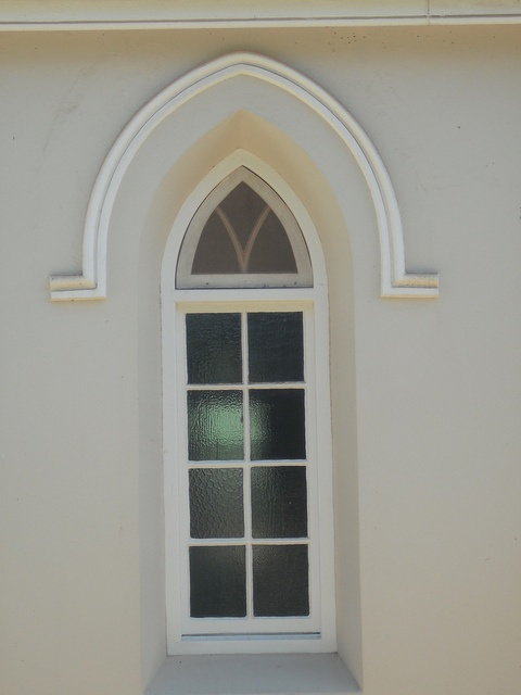 Darling Presbyterian Church window.