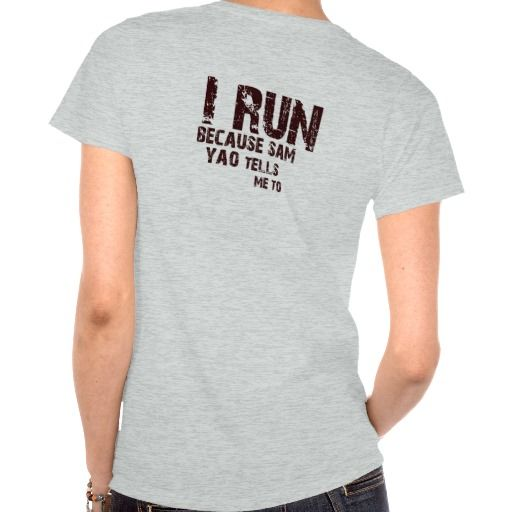 Runner 5 Zombies Run T-shirt