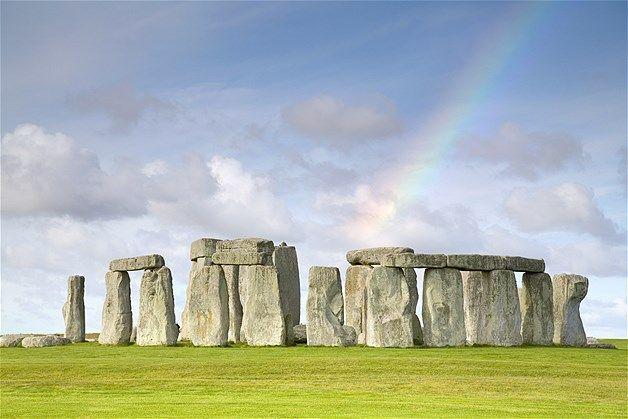 Stonehenge di Inggris