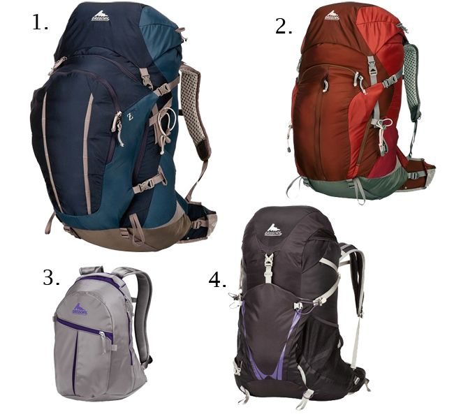 Gregory Backpack giveaway