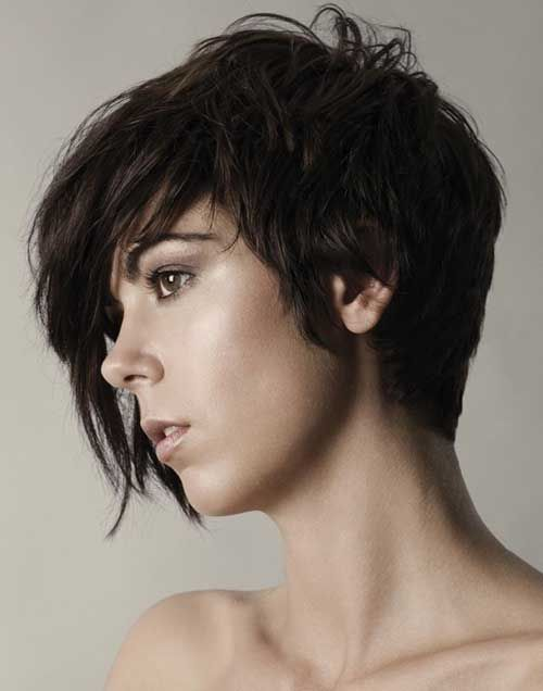 twenty Greatest Asymmetrical Pixie Cuts | Haircuts