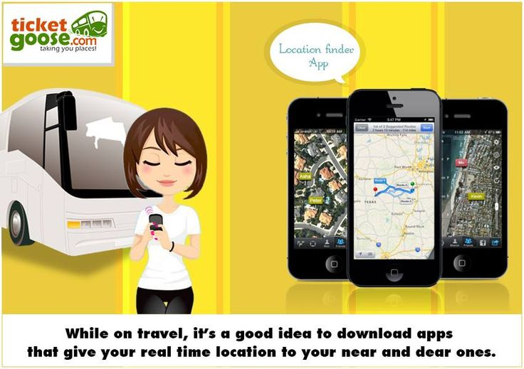 Location app helps your dear one's to know where you are!! Tension free app.