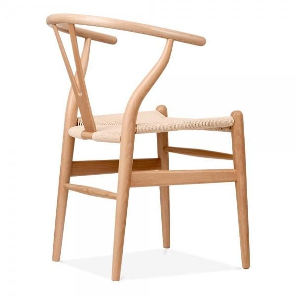 Shipping is a flat rate fee of $89 on this item  Orders will be received within 4-6 weeks A timeless chair design that goes perfectly with our marble dining ta
