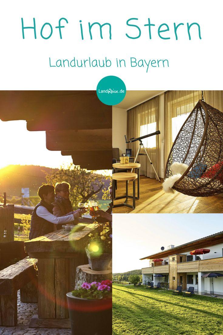 Urlaub auf dem exklusiven Reiterhof in Bayern.
