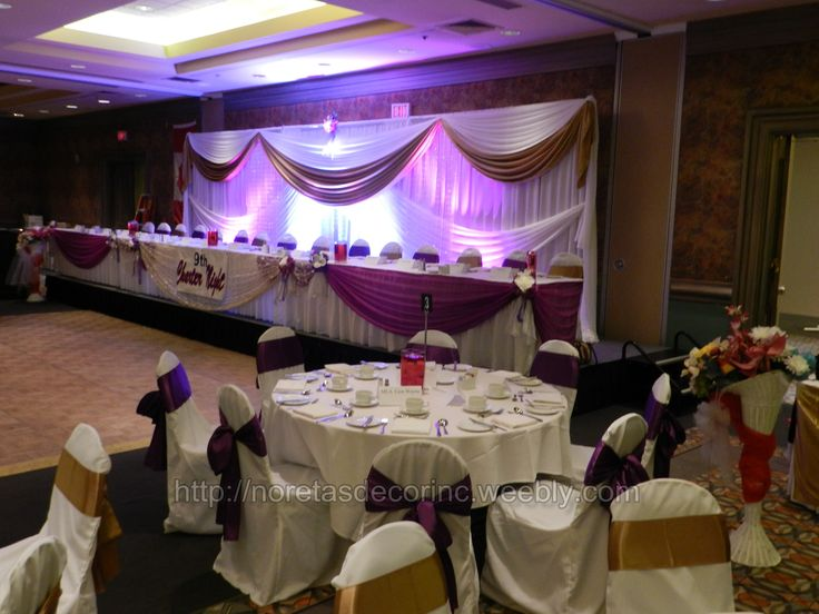 37 best Great Banquet Halls images on Pinterest Wedding