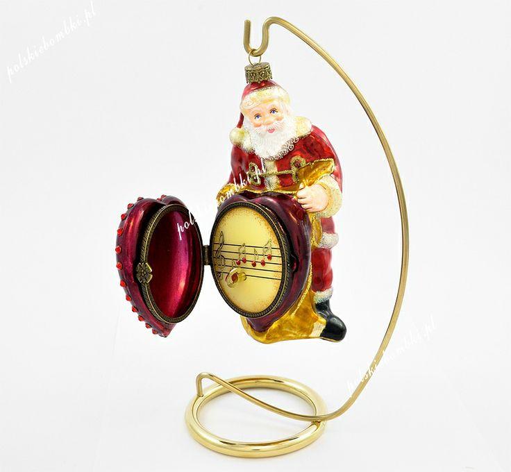14 best komozja images on pinterest glass christmas - Decoraciones del arbol de navidad ...