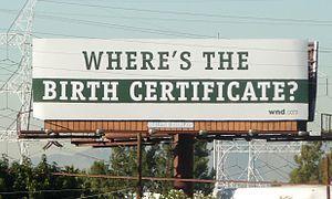 """Universe-Shattering' Twist In Obama Birth Probe"" | Obama Birthplace Controversy"
