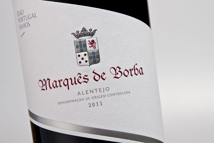"""""""MARQUES DE BORBA"""" is a blend of Aragones, Trincadeira, Alicante Bouschet and Cabernet Sauvignon, aged in second pass oak. This seems very sweet at first and then resolves into a very nice whole, elegant, but still feeling full in its youth, with intensity on the finish and enough structure to hold awhile"""