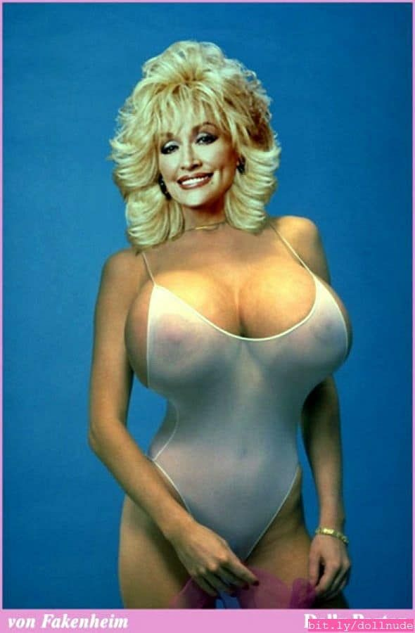 dolly parton young and naked