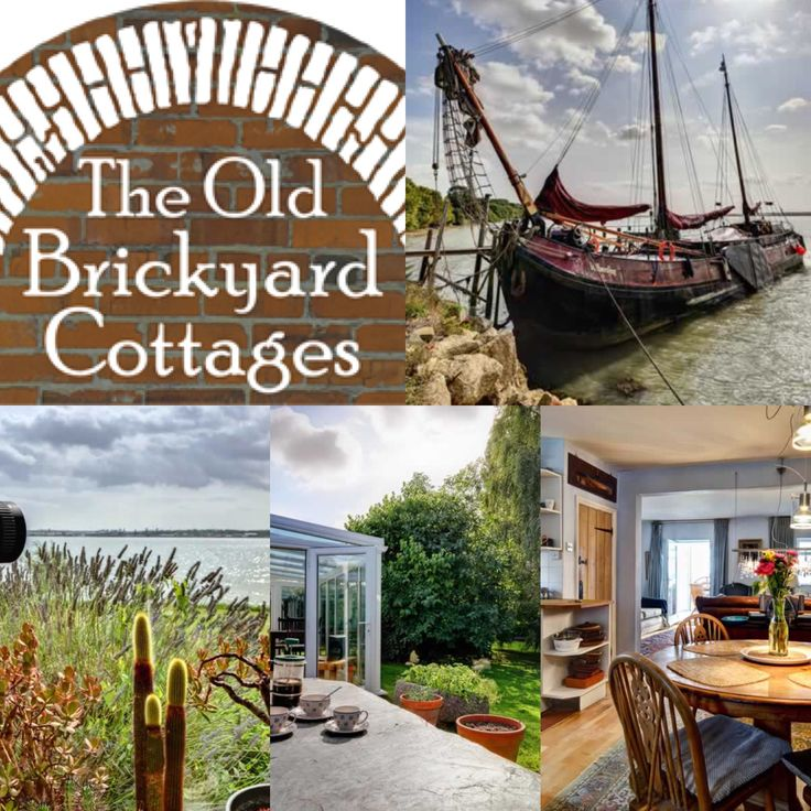 A big paws up to The Old Brickyard Cottages who've joined our #dogfriendly pack. Sniff out their hound-friendly holiday cottages  #suffolk #dogswelcome #houndfriendlyholiday #shotley #dutchbarge