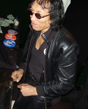 """Sixto Diaz Rodriguez is an American folk musician, born in Detroit, Michigan on July 10, 1942. In most of his songs he takes a political stance on the cruelties facing the inner city poor.In 1967 (under the name Rod Riguez) he released the single """"I'll Slip Away"""" through the small label Impact. He did not produce anything until he was signed to Sussex Records. Later he changed his professional name to just Rodriguez. He recorded two albums —Cold Fact in 1970, and Coming from Reality in 1971."""