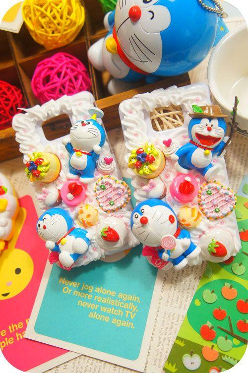 Doraemon Clay Handphone Case