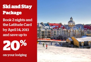 Come enjoy the #1 quebec ski resort for ski vacation, golf packages and great hotels. A skiing ... Lodging - Experience winter and summer at its best at Mt Tremblant!